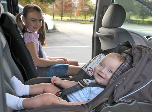 9 Car Seat Safety Tips