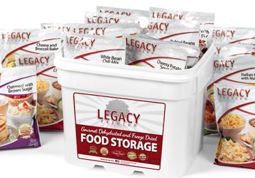 food storage kit